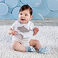 Baby Aspen Chomp and Stomp Shark Bib and Booties