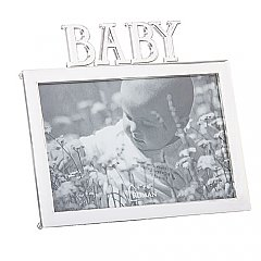 Roman Gifts 5.75 inch Baby Word Picture Frame