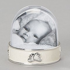 Roman Gifts 3 inch high Glitter Dome Frame