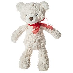 Mary Meyer Putty Valentine Bear