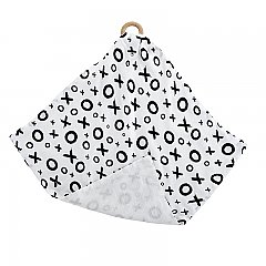 Stephan Baby Mini Swaddle with Ring