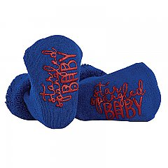 Stephan Baby Star Spangled baby Socks