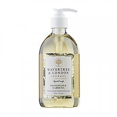 Wavetree & London Frangipani and Gardenia Liquid Soap