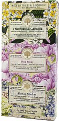 Wavetree and London Floral Two Trio Soap Gift Set