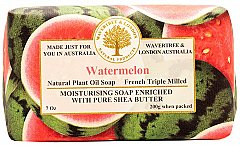 Wavetree & London Classic Watermelon Bar Soap