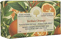Wavetree & London Sicilian Orange Bar Soap