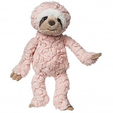 Mary Meyer Blush Putty Sloth 10 inch