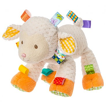 Mary Meyer Taggies Sherbert Lamb Soft Toy 12""